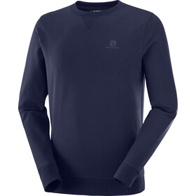 Salomon Shift Crew Neck Pullover Men, night sky